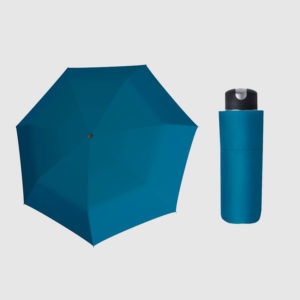 Paraguas Doppler con garantía 5 años Carbonsteel tamaño super mini