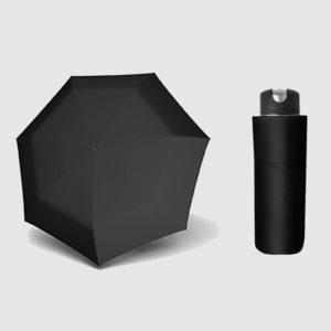 Paraguas de bolsillo para hombre Doppler 5 años de garantía Carbonsteel