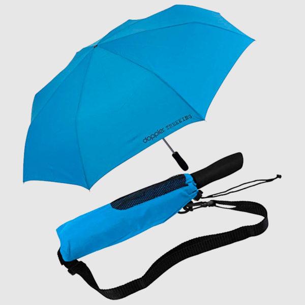 Paraguas para senderismo trekking Doppler