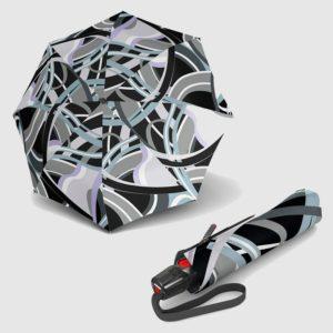 Paraguas marca Knirps modelo t 200 negro