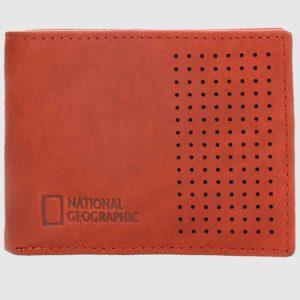 Este billetero de piel americano de la marca National Geographic tiene un diseño espectacular que hacen de este billetero una opción para todas las edades. Dispone de hasta 6 compartimentos para tarjetas