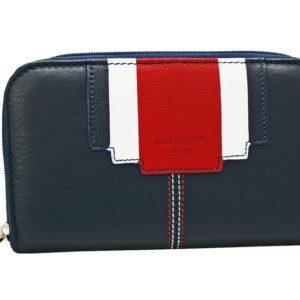 Una combinación de colores elegante y que siempre estará de moda; azul marino