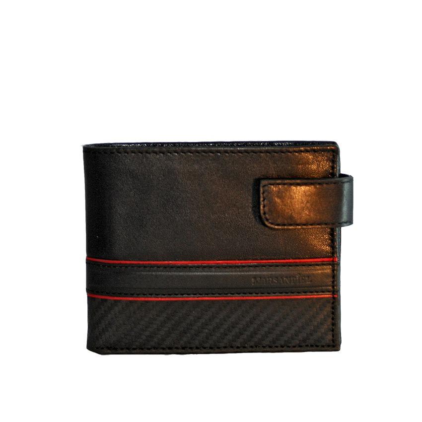 499534285 Billetero monedero de piel de Ubrique fabricado por la firma Marsanpiel.  Esta cartera tipo americana