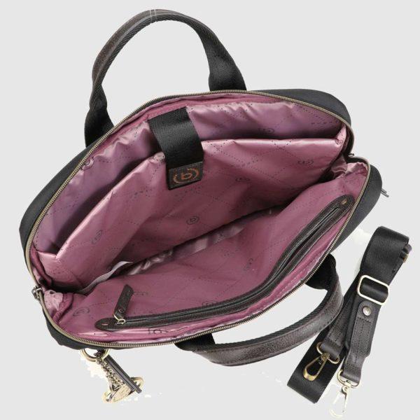 bolso de mujer maletín portátil bugatti