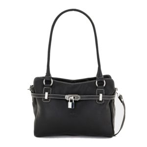 Bonitoy sencillo bolso de señora de color negro