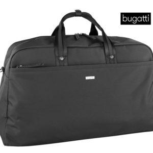 El bolso de viaje que la marca Bugatti ha incluido dentro de la colección Contratempo está pensado para satisfacer al cliente más exigente. Un acabado de primera calidad