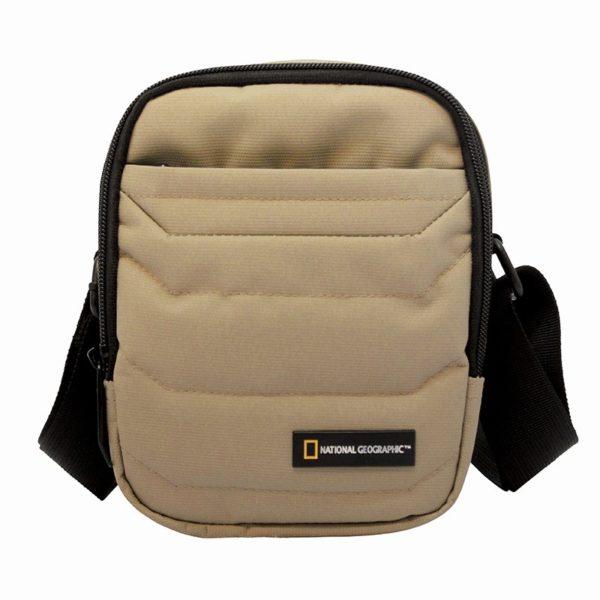 además de bolsillos para el móvil y otras pertenencias. Con bandolera ajustable.