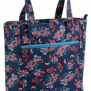 Este estupendo bolso para mujer forma parte de la colección Julie diseñada por la firma Barbarella. En su interior dispone de un apartado especial para el portátil