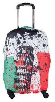 Con las originales fundas protectoras para maletas