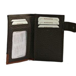 e20ff9b20 Las carteras de piel de Ubrique que nos presenta esta temporada la marca  Marsanpiel destaca por