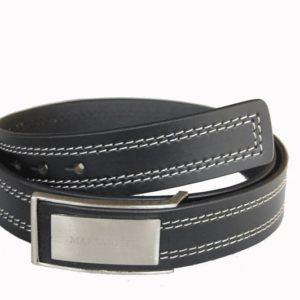 El original cinturón de piel que nos presenta la marca Marsanpiel está de moda ya que su hebilla tipo chapón es una de las más vendidas en los últimos tiempos. Y es que este tipo de hebillas pueden servir para cualquier tipo de pantalones de ahí su versatilidad y posibilidades.