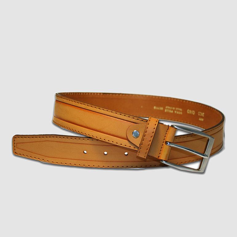 c0f524d5 Cinturón de piel sport para hombre 131734
