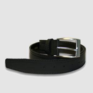 cinturón de piel sport para hombre