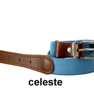 Este cinturón infantil elástico