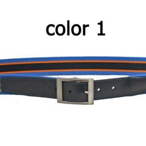 Este estupendo cinturón reversible será imprescindible en tu fondo de armario gracias a su versatilidad. Y es que además de ser reversible y tener cada lado diferente al otro