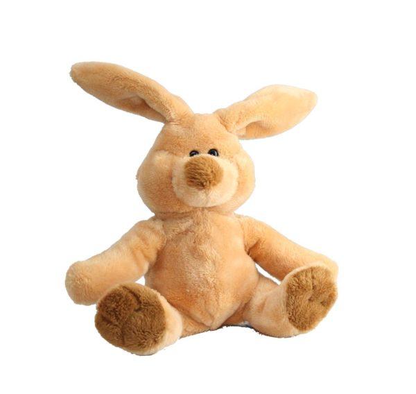 Conejo de peluche de tacto suave y muy simpático. Unregalo original para cambiar el típico osito por otro animal igual de cariñoso para los niños... ¡O para cualquier adulto! Regálalo a quien tú quieras Un cariñoso y divertido conejo que te hará quedar muy bien..