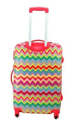 estarán custiodadas bajo un cierre de calidad y la resistencia de estas maletas.