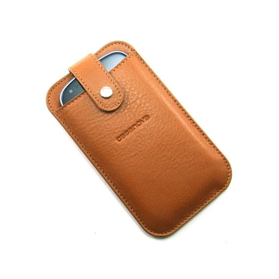 39102b5a571 Aquí tienes una funda de piel para tu móvil o smartphone que está fabricada  en España