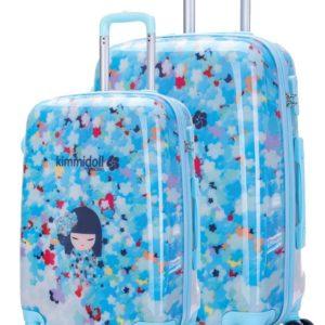 Juego de maletas de viajede marca. Kimmidoll