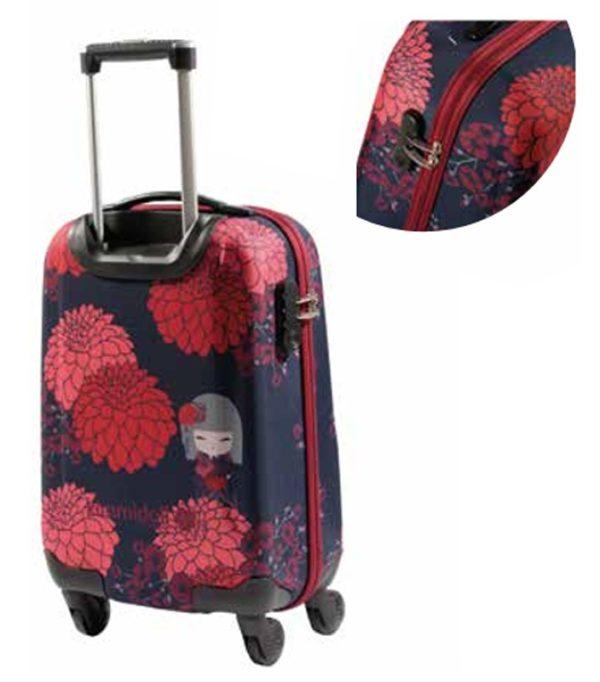 maleta de cabina + mediana