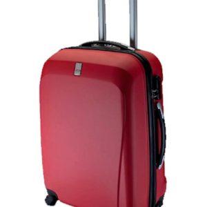 8317c1043 ... colección Rock con diseño elegante para. material que dota de  resistencia a la maleta. Con ruedas para mayor movilidad y un