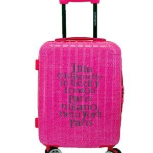 Maleta mediana LuluCastagnette. Marca que ha diseñado la nueva colección Blues para que adquieras maletas de calidad y resistentes