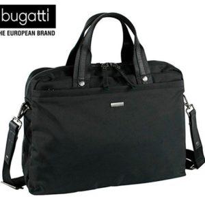 Maletín portatil de la marca Bugatti