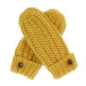 Manoplas de lana para mujer de la marca Powder. Si eres de las que tienen las manos siempre frías cuando llega el invierno