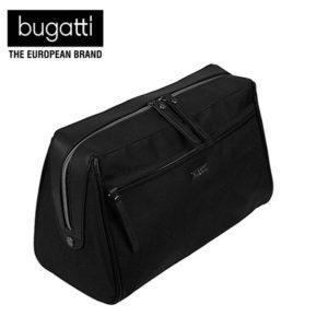 fabricado por la marca Bugatti para complementar su colección Contratempo. Este práctico neceser dispone de un interior amplio y espacioso para poder llevar todo lo necesario a nuestras aventuras. Tiene un diseño elegante y sutil