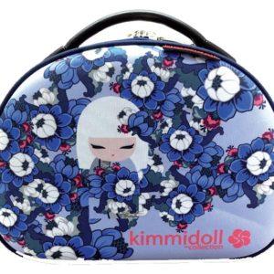 Neceser rígido de viaje Kimmidoll. La nueva colección de marca de la muñeca japonesa más de moda