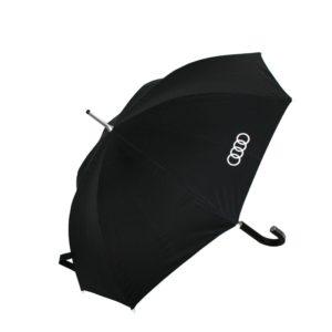 Paraguas Audi Quattrode alta calidad antiviento. Como no podía ser de otro modo