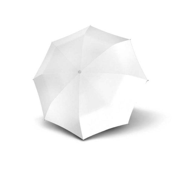 Este estupendo paraguas de boda tamaño golf de la marca Doppler. Ninguna tormenta ni chapuzón inesperado van a fastidiarte la boda