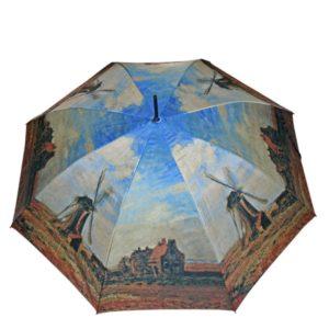 Molinos de Viento. El paraguas además no está exento de calidad