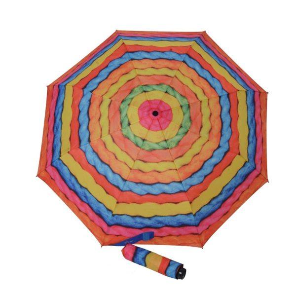 Paraguas para mujer plegable