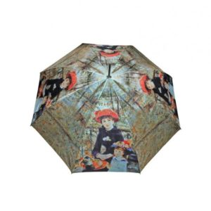 Este fantástico paraguas forma parte de la colección Art de Doppler  donde utilizan el famoso cuadro del pintor francés Pierre-August Renoir
