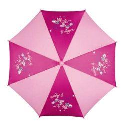Este paraguas infantil de niña fabricado por la marca S.Oliver hará las delicias de los más pequeños de la casa. Tan divertido como práctico