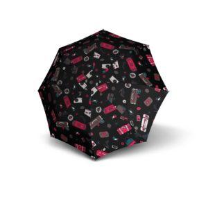 bolsos y maletas. Y es que a quién no le gusta refugiarse bajo este paraguas tan inspirador mientras paseas bajo la lluvia. Paraguas antiviento de alta calidad a un precio increible.