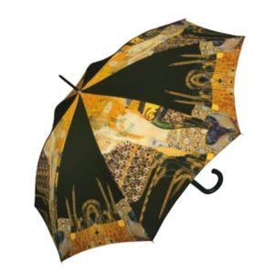 Paraguas largo Klimt Serpientes acuáticas