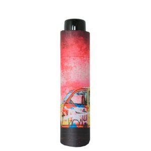 Paraguas de original diseño de la marca Doppler. Un nuevo modelo de la famosa colección Modern Art