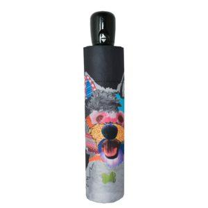 la exclusiva gama de paraguas con motivos artísticos.