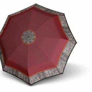 Este increible paraguaspara mujer es el modelo Duomatic T2 de la prestigiosa marca alemana Knirps y forma parte de la colección African. Con un tejido de secado rápido y varillas de acero y fibra le dan consistencia para los días de tormenta