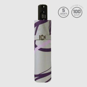 Paraguas pequeños de bolsillo Doppler de la colecciónCarbonsteel Magic Breeze.Es un paraguas ligero y perfecto para llevar en cualquier bolso.Con apertura abre-cierra y 5 años de garantía (Registre la compra para hacerla efectiva.Hazlo haciendo clic en este enlace.)