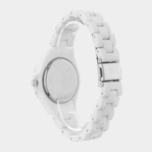 No podrás resisterte ante una oferta como esta en un reloj de mujer diseñado por la marca Marsanpiel. La correa tipo cerámica hace que sea muy cómodo para usarlo a diario