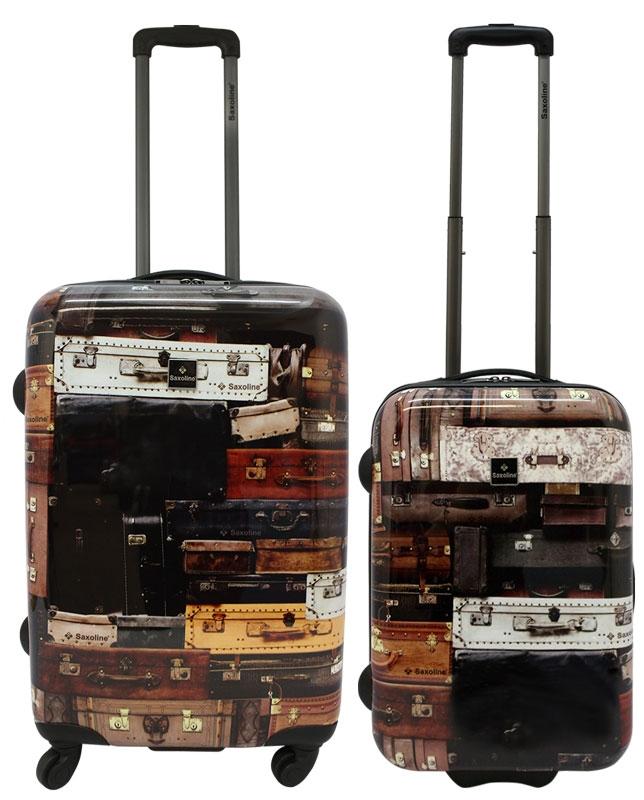 4b3204d1f Estas originales maletas son un homenaje en sí a las que nos acompañaron en  nuestra vida