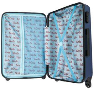 92403bc60 Set de maletas de viaje Talento 8057 Trafalgar - Marroquinería y Maletas