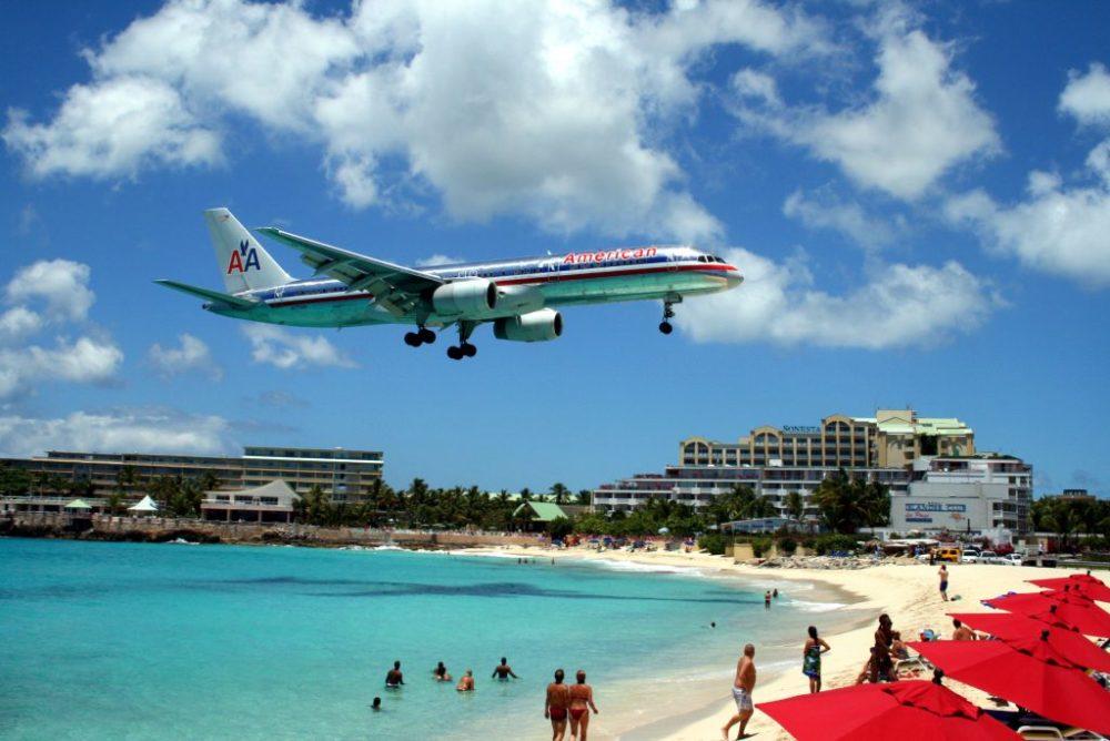 St-Maarten-Airport
