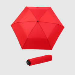 Paraguas Zero 99 plegable y ligero con apertura manual Doppler