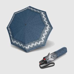 Paraguas moda señora plegable con apertura abre-cierra knirps