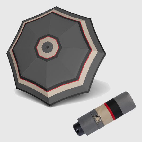 Paraguas original antiviento manual Carbonsteel con garantía 5 años Doppler