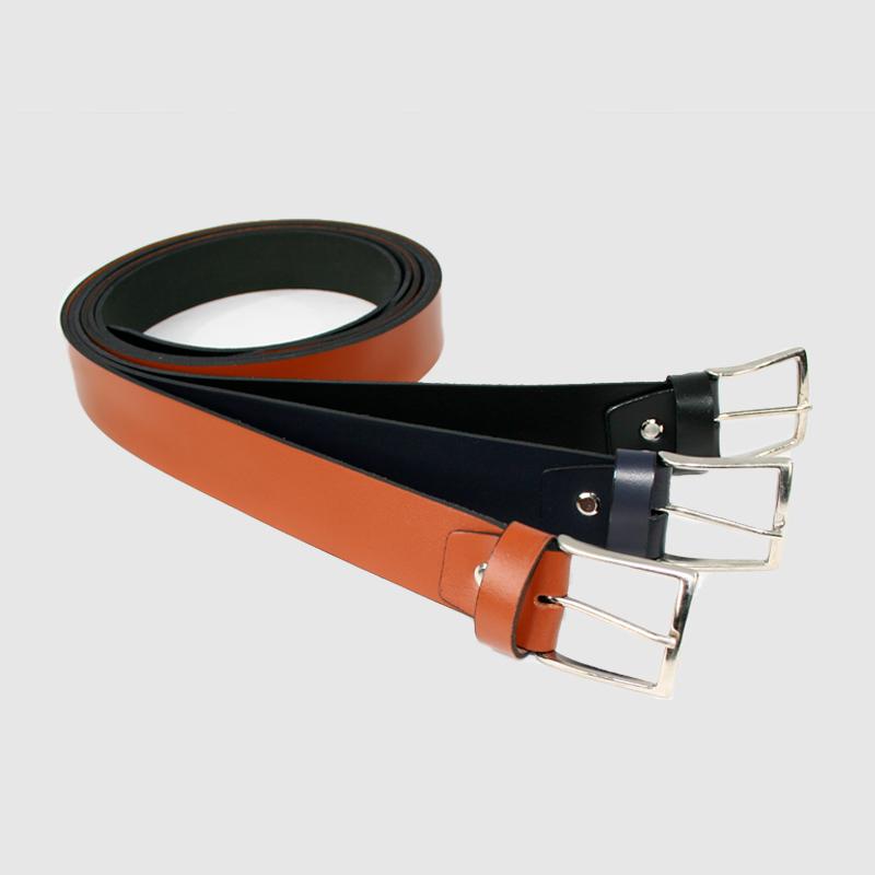 28373c78 Cinturón piel para hombre fabricado en España